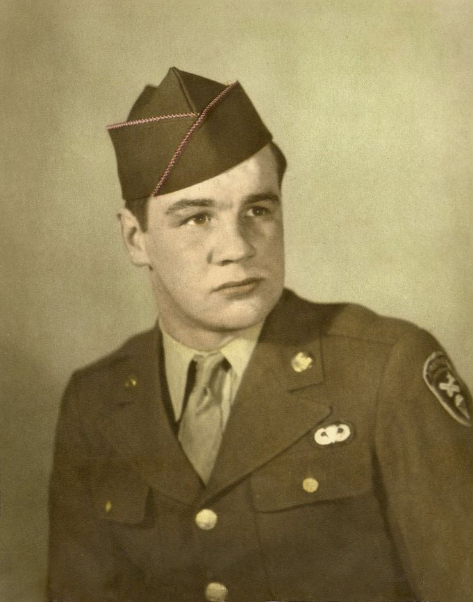 Tech/5 Donald J. Standlick - 307th Airborne Engineers - B Company