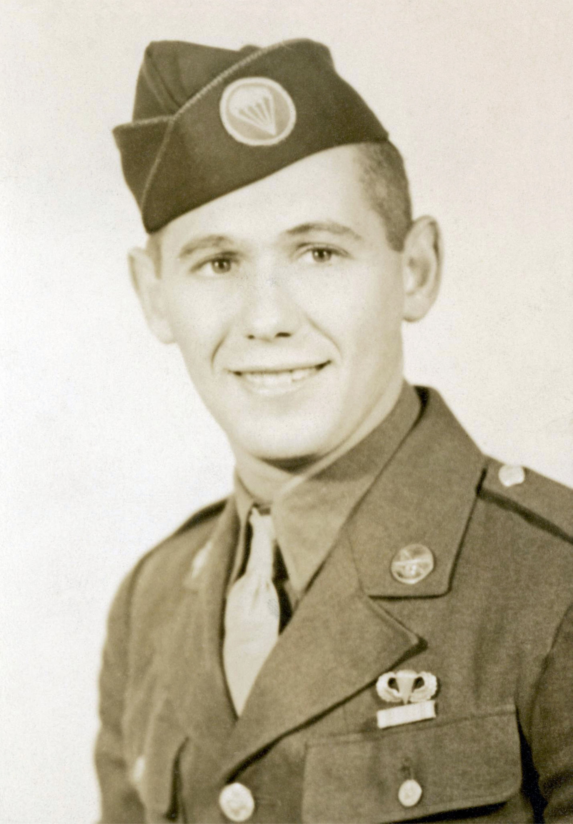 Staff Sergeant George Sipple - A Battery