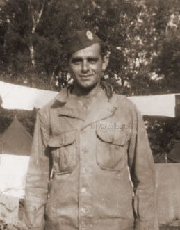 Pfc. Alfred Lambdin - G Co. -  4 Combat Jumps