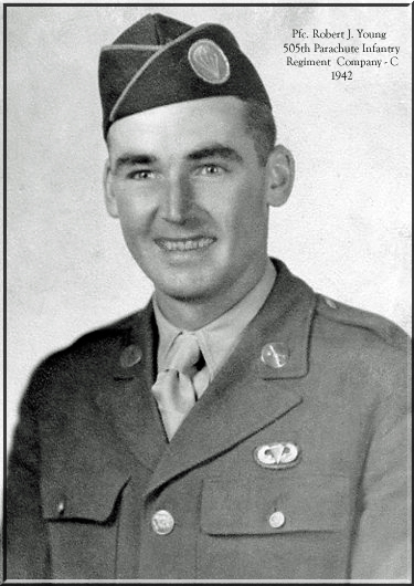 Pfc. Robert Young - C Co. DNB-S  March 8th 1944