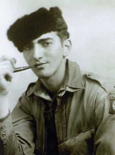 Sgt Martin Finkelstein - H Co.- POW Normany