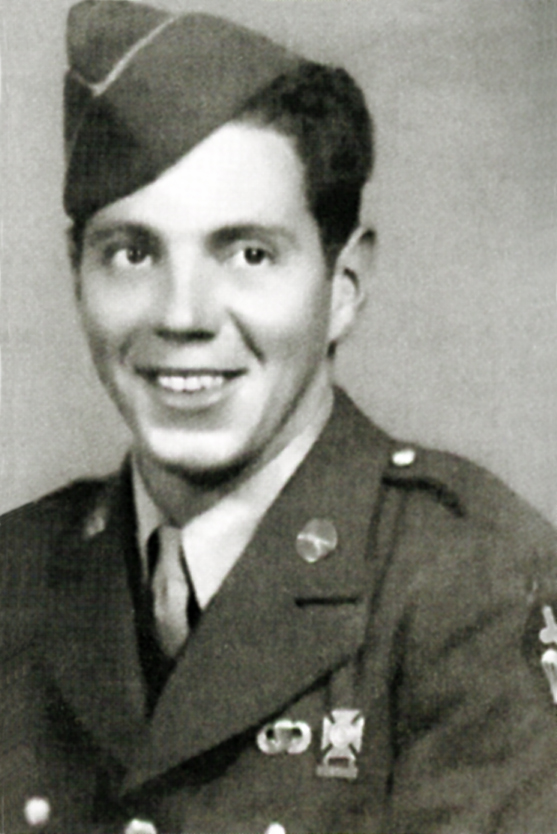 Pfc. Marcus Heim - A Co. - Distinguished  Service Cross
