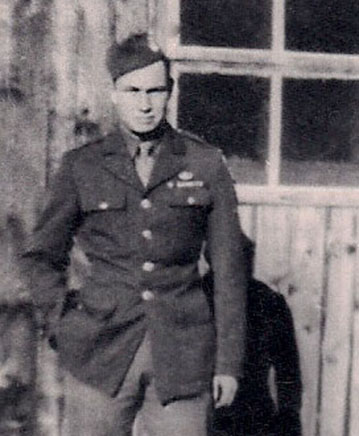 Pfc. Billy J. Fleming - D Co. - 4 Combat Jumps