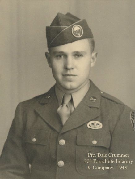 Pfc. Dale Crummer - C Company