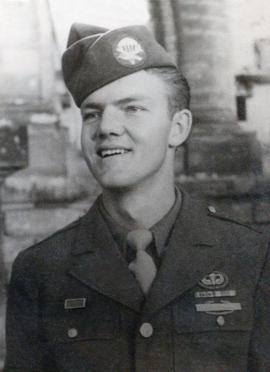 Private Eugene A. Lenz - G Co.
