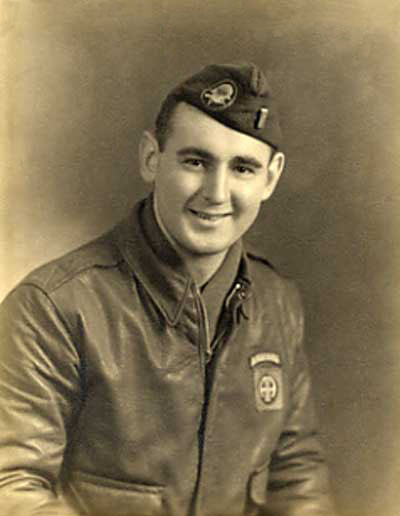 Lt. William R. Oakley - A Co. - DOW  Normandy June 6th 1944