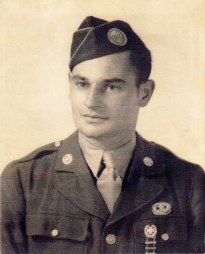 Pfc. George Rajner - D Co. - KIA Normandy July 3rd 1944