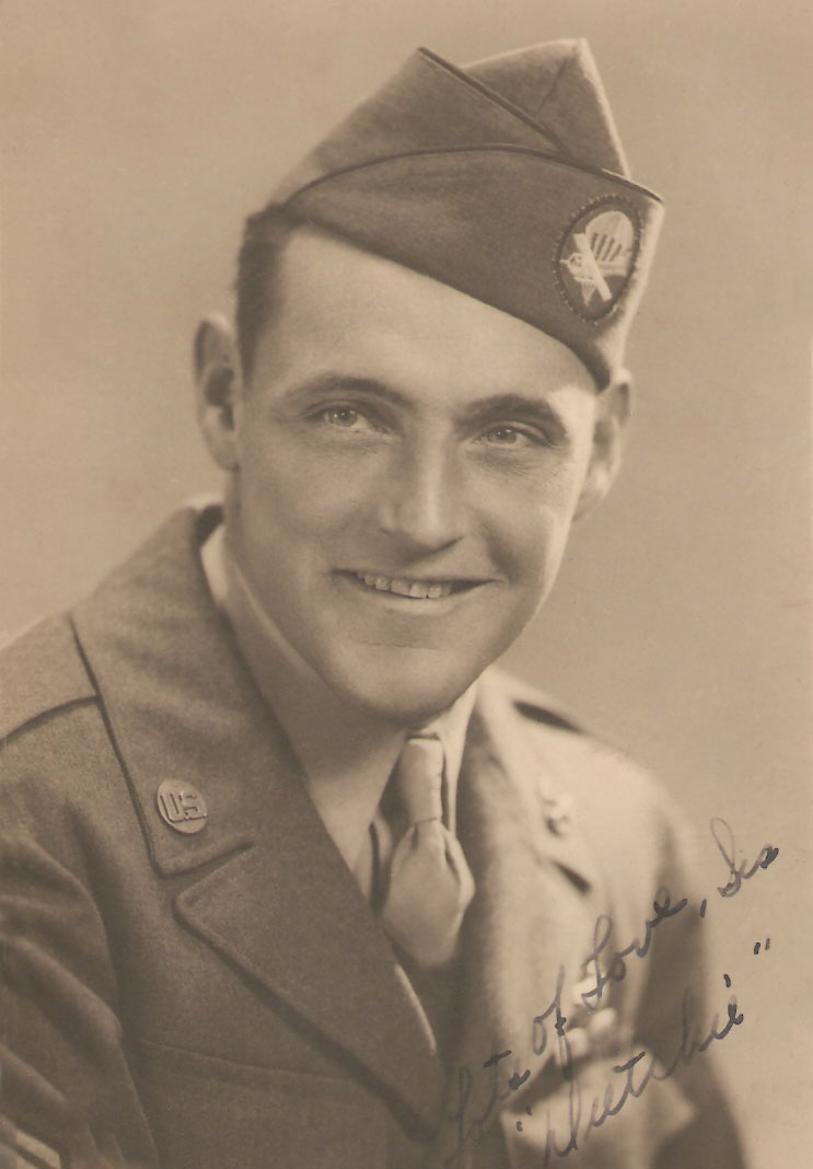 Cpl. Lawrence E. Fox - A Battery