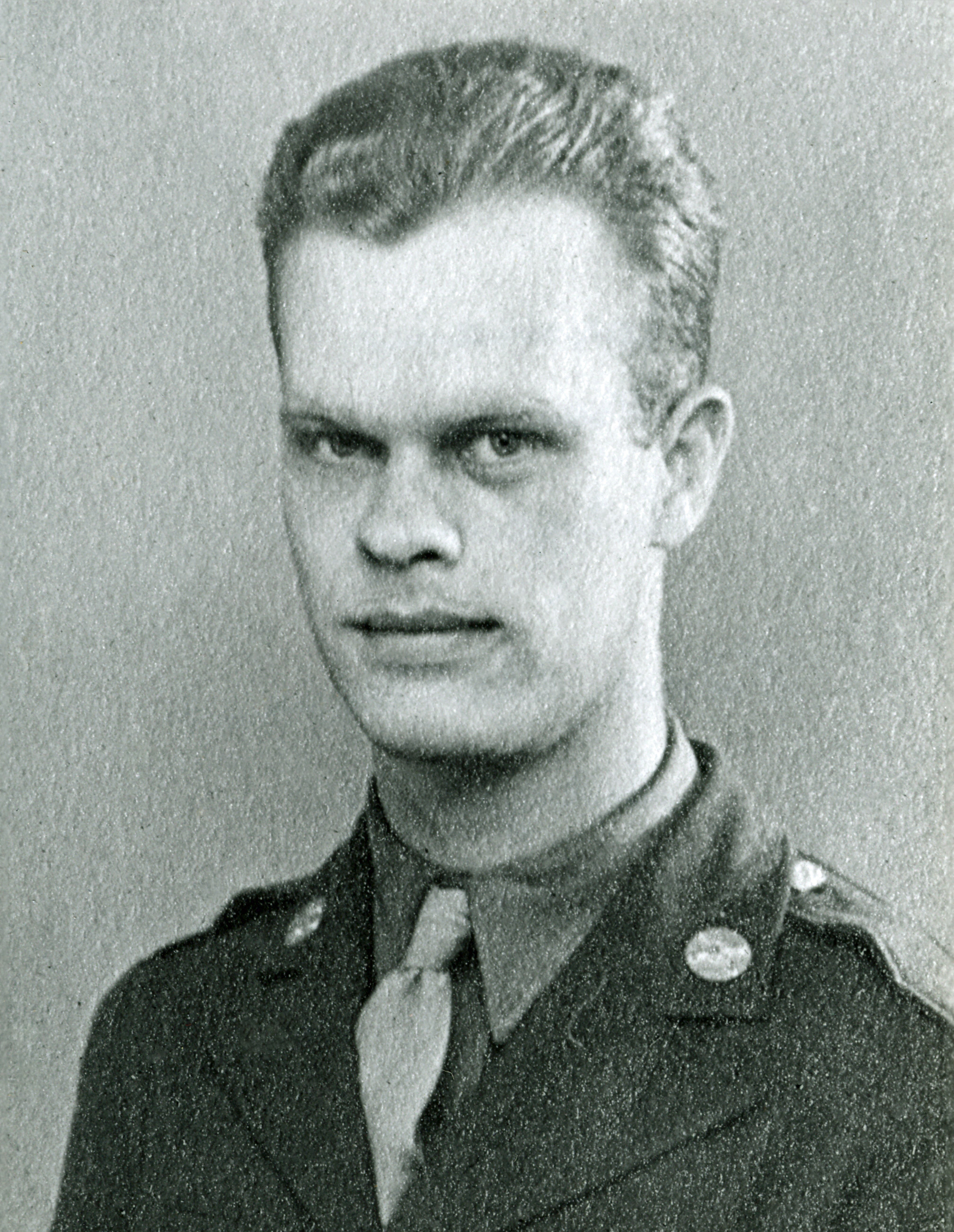 1/Sgt. Norman Hilgemyer - C Battery