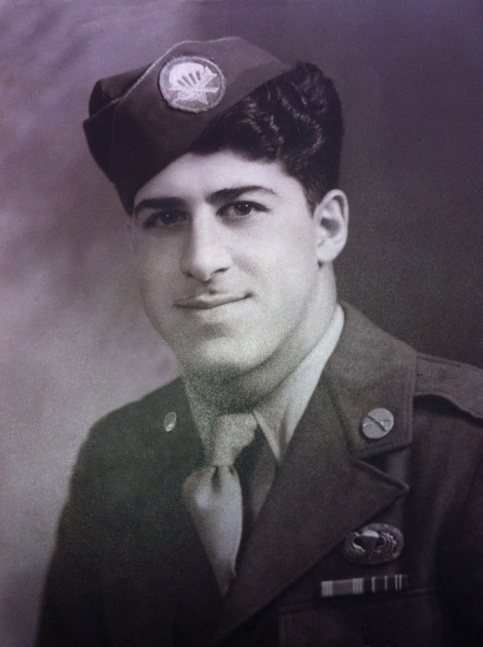 Pfc. George Spartichino - H Co.