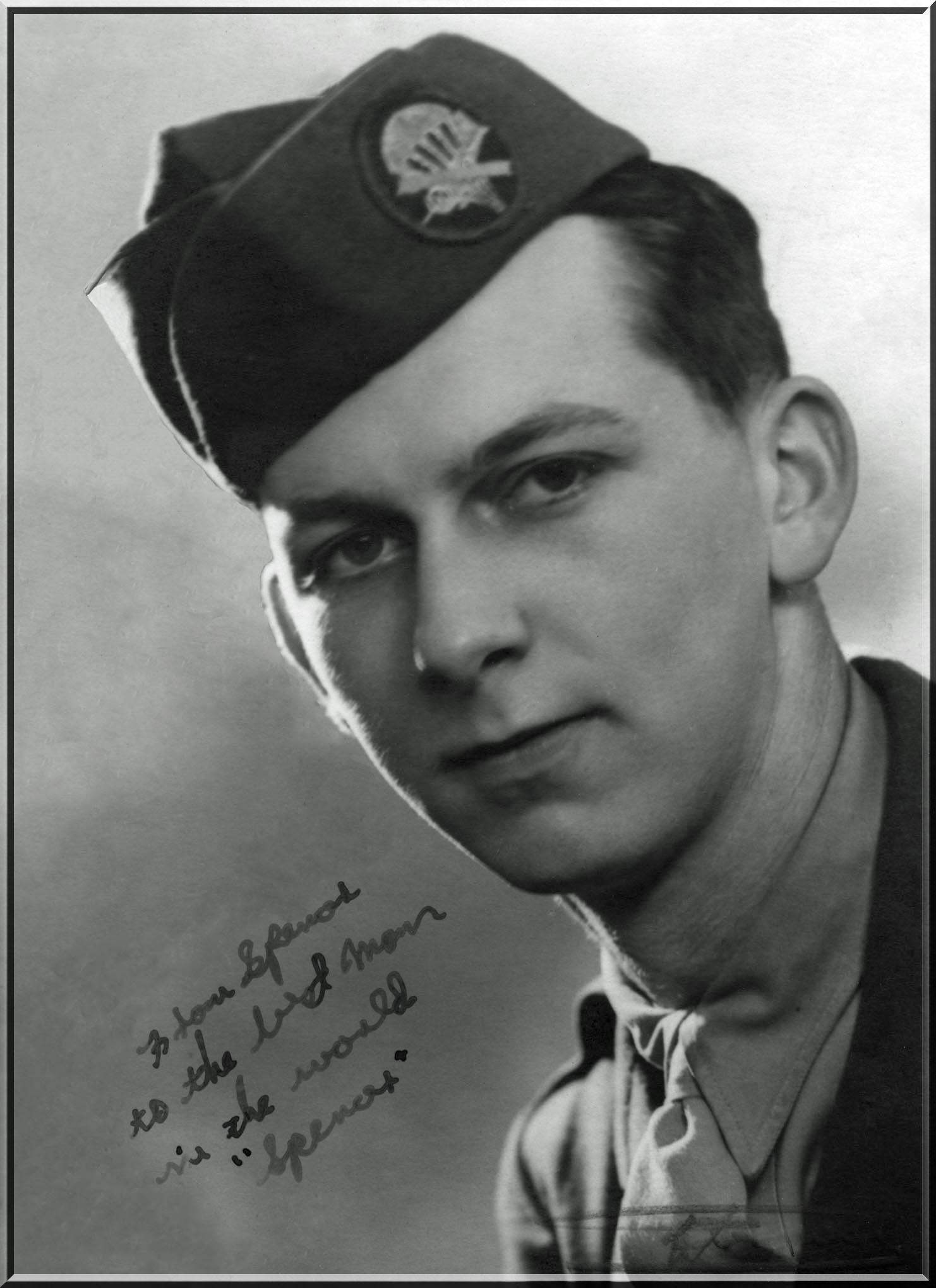 Sgt Spencer Wurst - F Co.