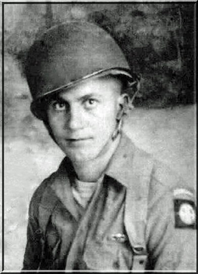 Pvt. William R. Russell - H Co. - KIA Holland October 6th 1944