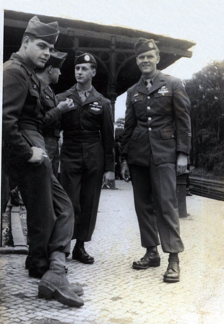 Smith(William),Unknown, Ralph H. Smith, Eugene A. Lenz-Berlin 1945