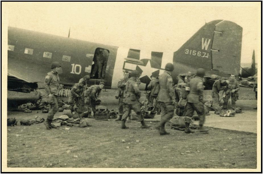 Holland Jump September 17,1944