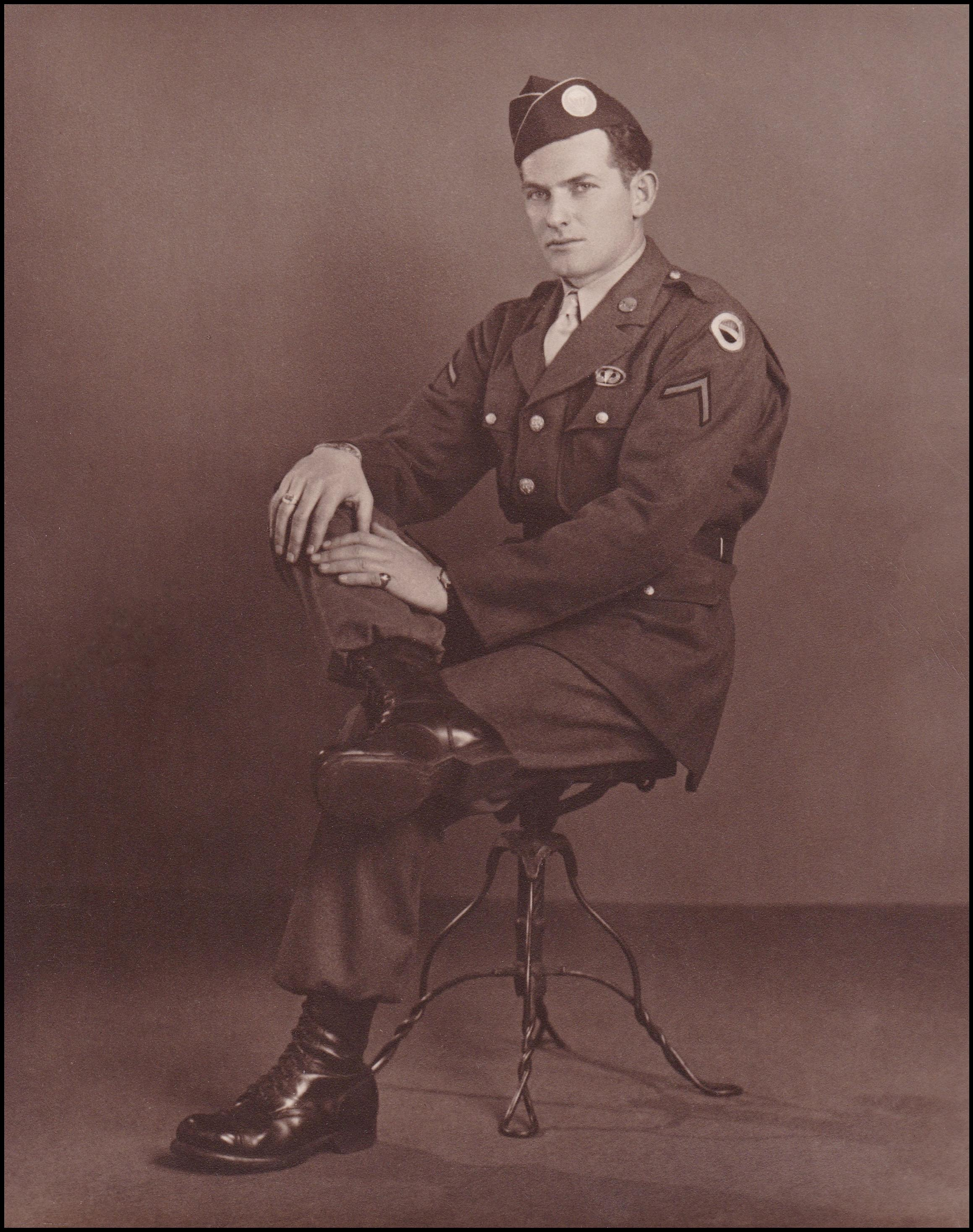 Private First Class Calvin Kaufman