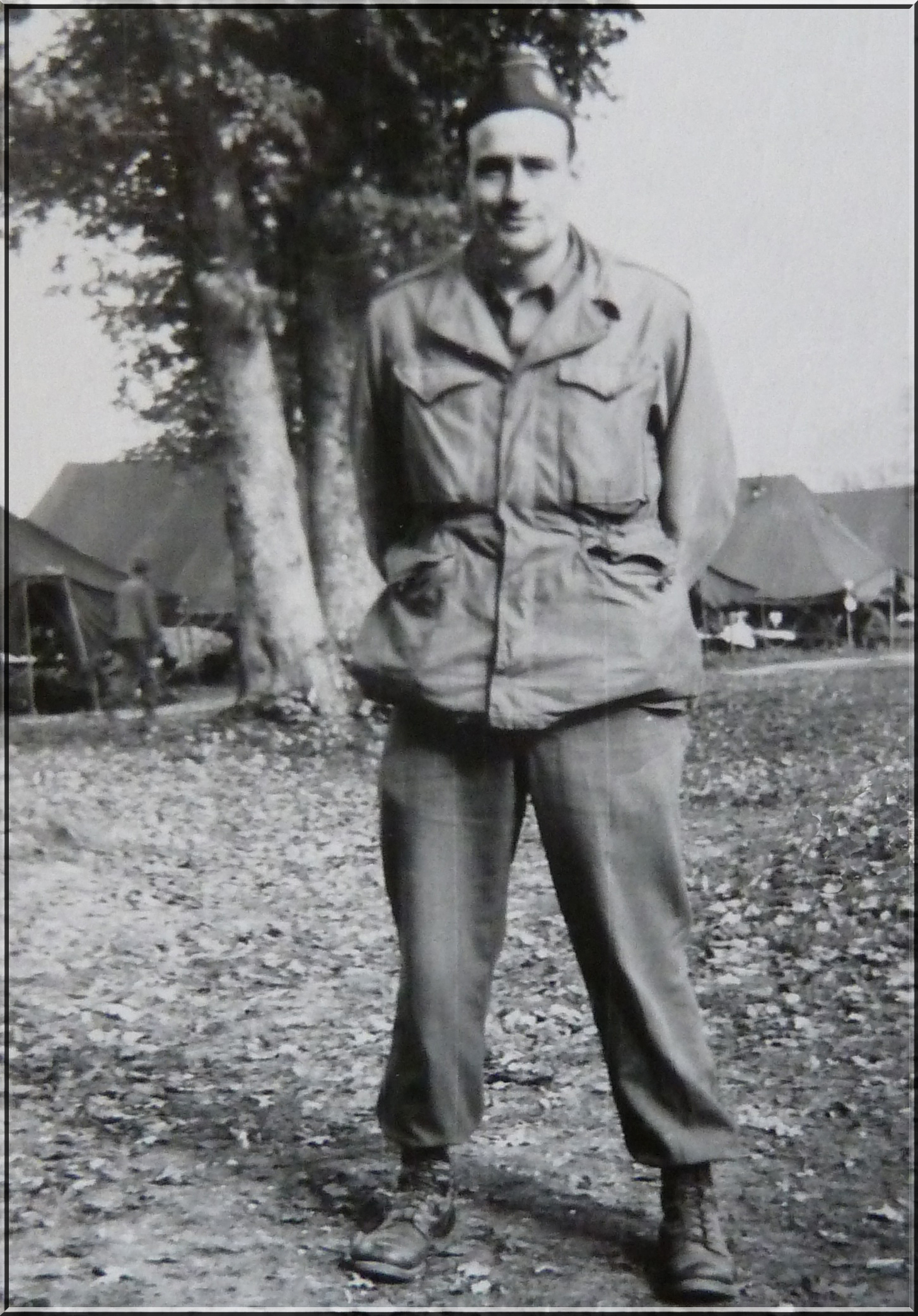Pfc. Kenneth R Holden - G company